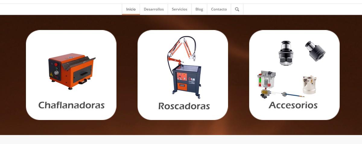 Página web Orangetm