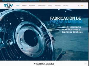Nueva página web martinez vanaclocha
