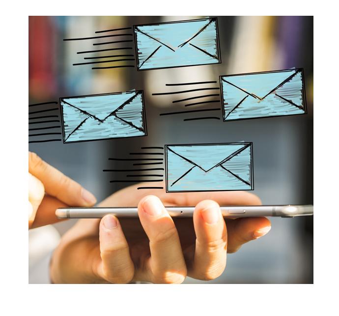 Creación y gestión de correo electrónico