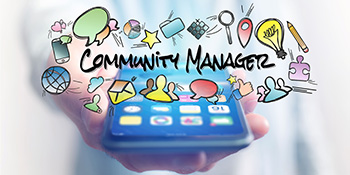 Community manager profesional