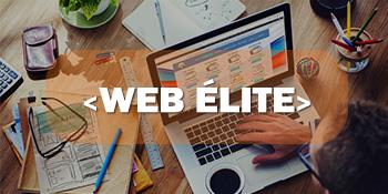 Página web élite