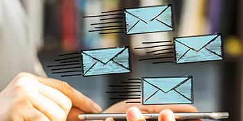 Gestión de correo electrónico corporativo