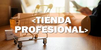 Tienda virtual profesional
